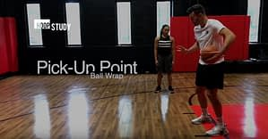 Stationary Shooting Drill Focus Pickup Point