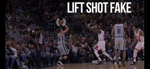 Lift Shot Fake