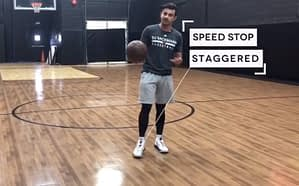 Angled Speed Stop